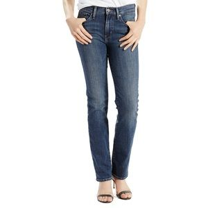 Women Levi's Slimming Straight Jean